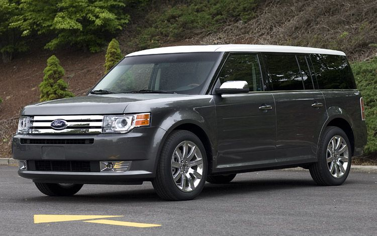 2010 Ford Flex My Ultimate Mom Mobile Ford Flex Latest Cars Ford