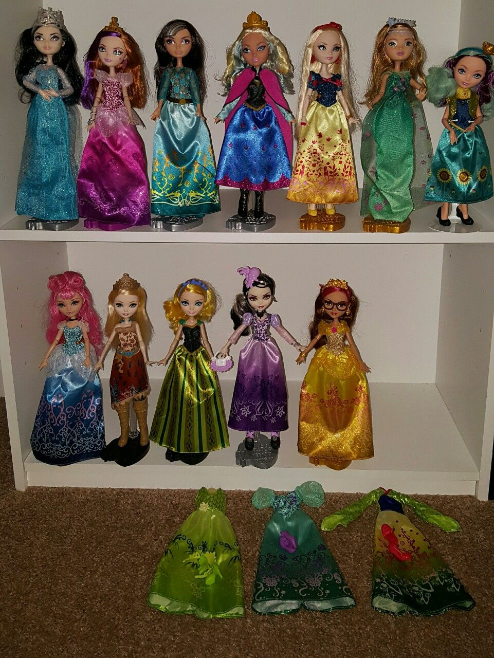Ever After High Farraha Goodfairy Extremely Rare Ever After High Discontinued Collectable Sufficient Supply