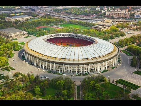 All You Need To Know About The World Cup 2018 Stadiums World Cup Stadiums Biggest Stadium Russia