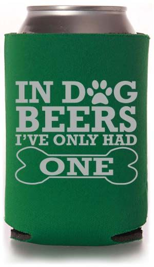 Mancave Can Coolers From Totally Promotional Koozies Beer Koozies Beer Coozie Vinyl Projects