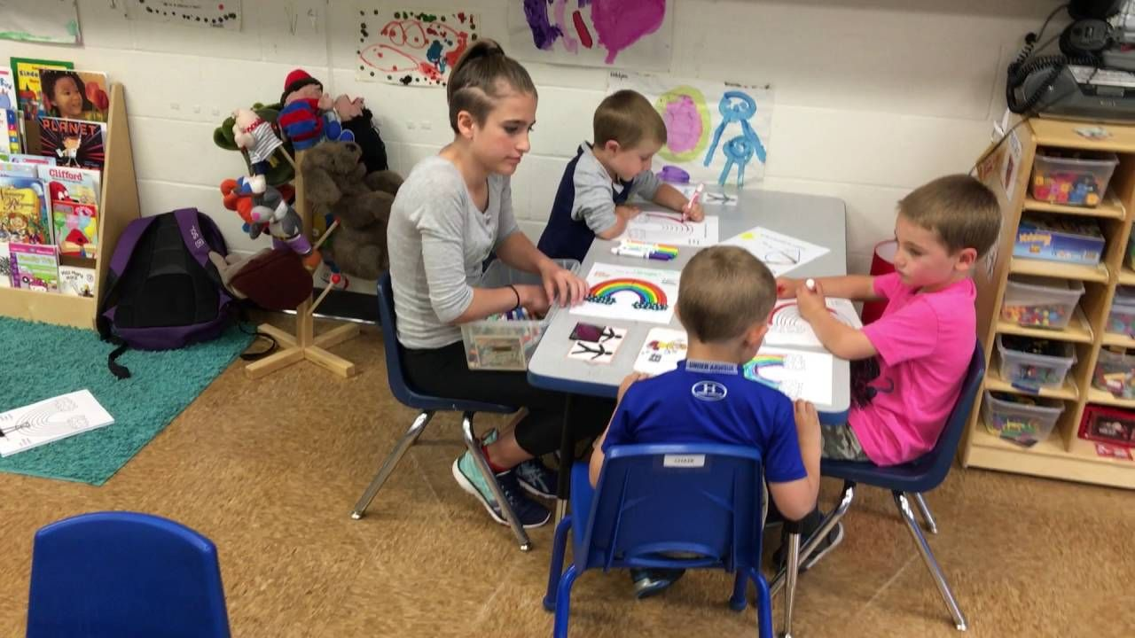 Bb4c4 year old prekindergarten at the ymca early