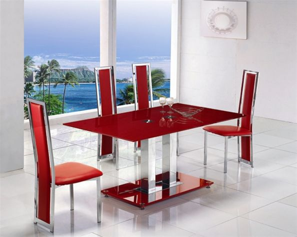 How To Choose A Glass Dining Table  Dining Room  Pinterest Cool Glass Tables For Dining Room Design Ideas