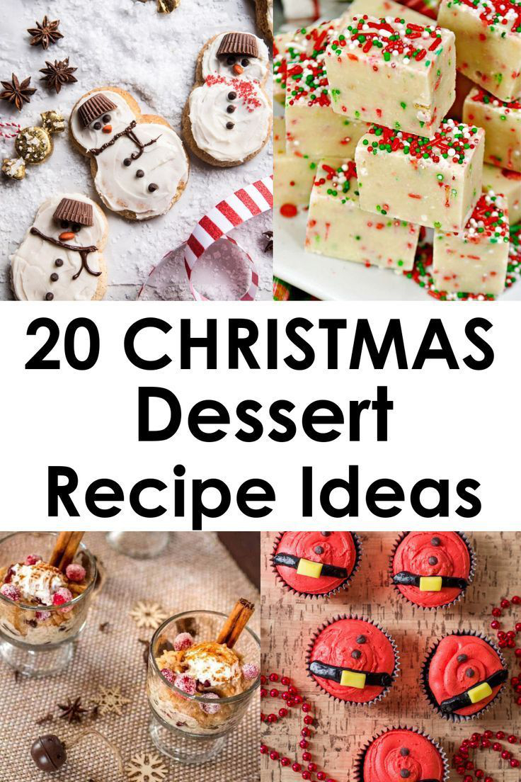 Diy Skin Care In 2020 Easy Dessert Recipes Christmas Christmas Desserts Christmas Food Desserts