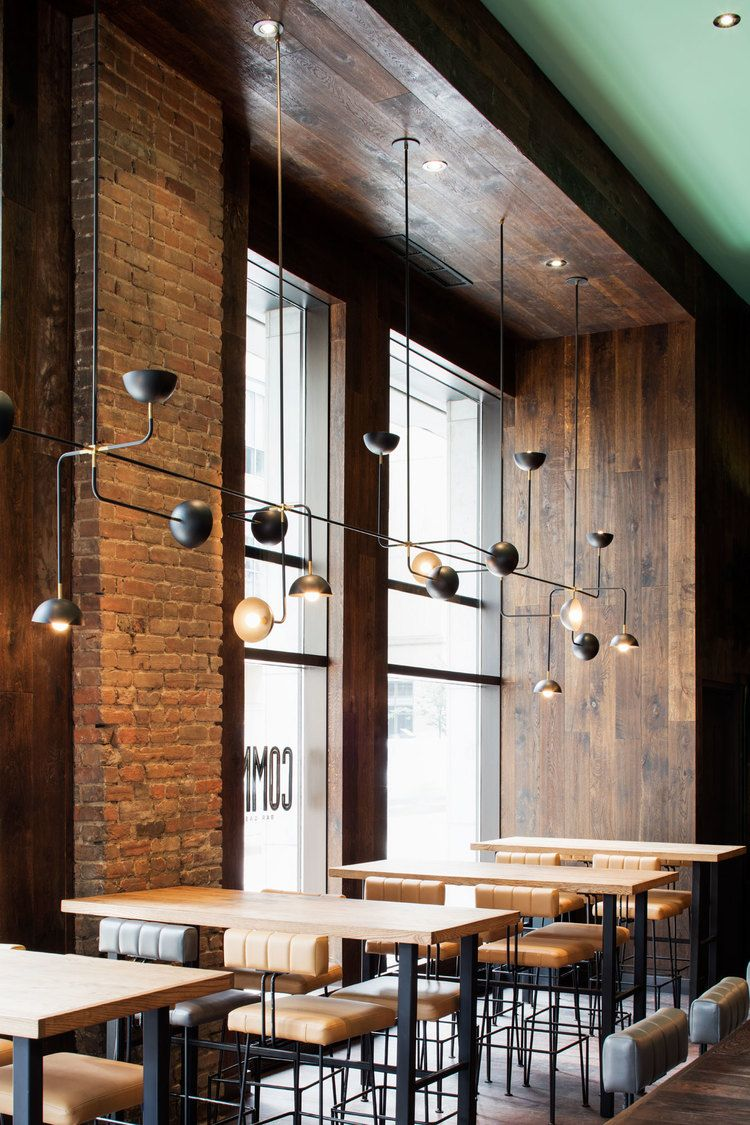 Lambert Deko Custom Beaubien Suspension By Lambert Et Fils Restaurant