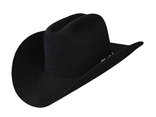 2ffad4f5efb85 SKU KA6302 Los Vaquero de Estilo de Sombreros-Valentin de Altos – Negro en  2019