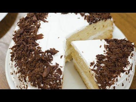Sponge Cake without Oven || Basic Plain & Soft Sponge cake ...