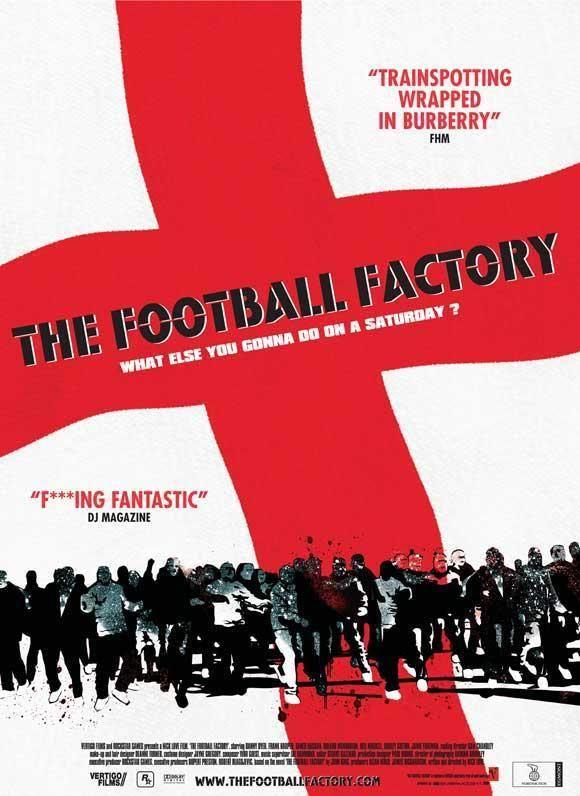 (2004, Reino Unido). Tommy es un hooligan al que nada le gusta más que emborracharse y pegarse defendiendo al equipo de fútbol de sus amores: el Chelsea... (Filmaffinity).
