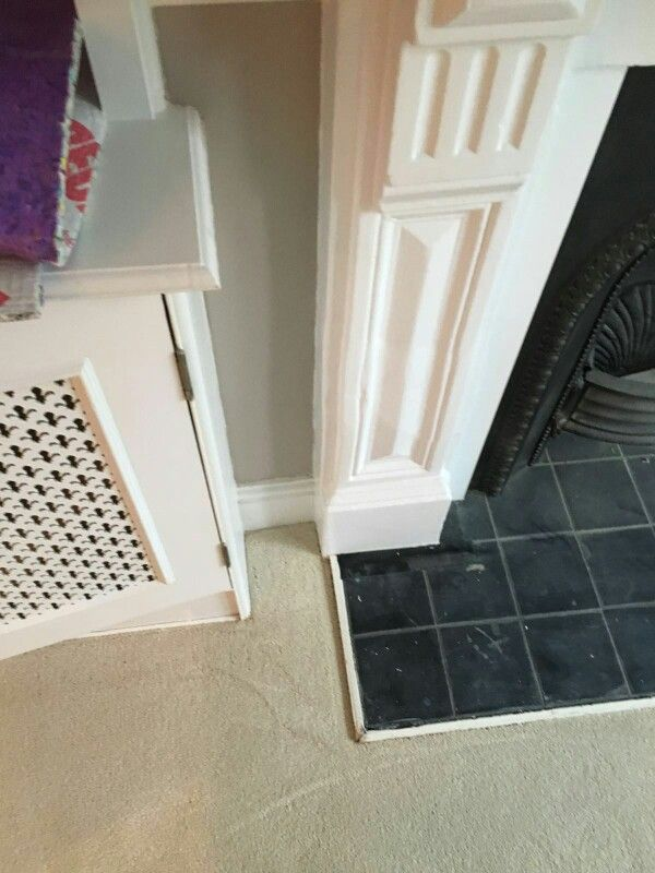 Carpet Fitted Around A Hearth Carpet Fitting Carpet Fitters Hearth