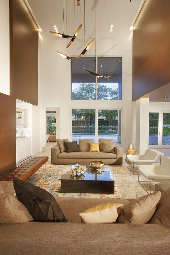 Residential Interior Design Architectural Volume Miami FL by