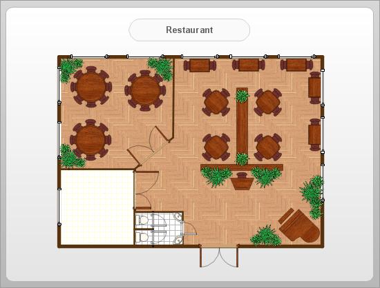 Floor Plan and Landscape Design