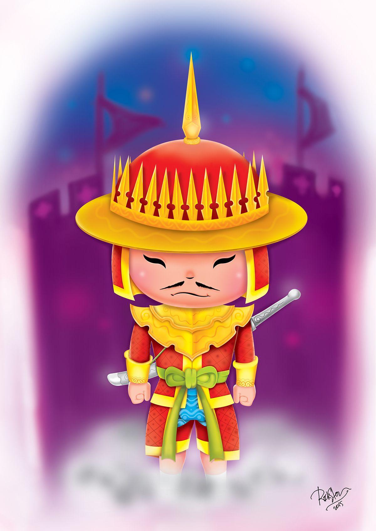 myanmar general on Behance in 2020 Cartoon logo, Cartoon