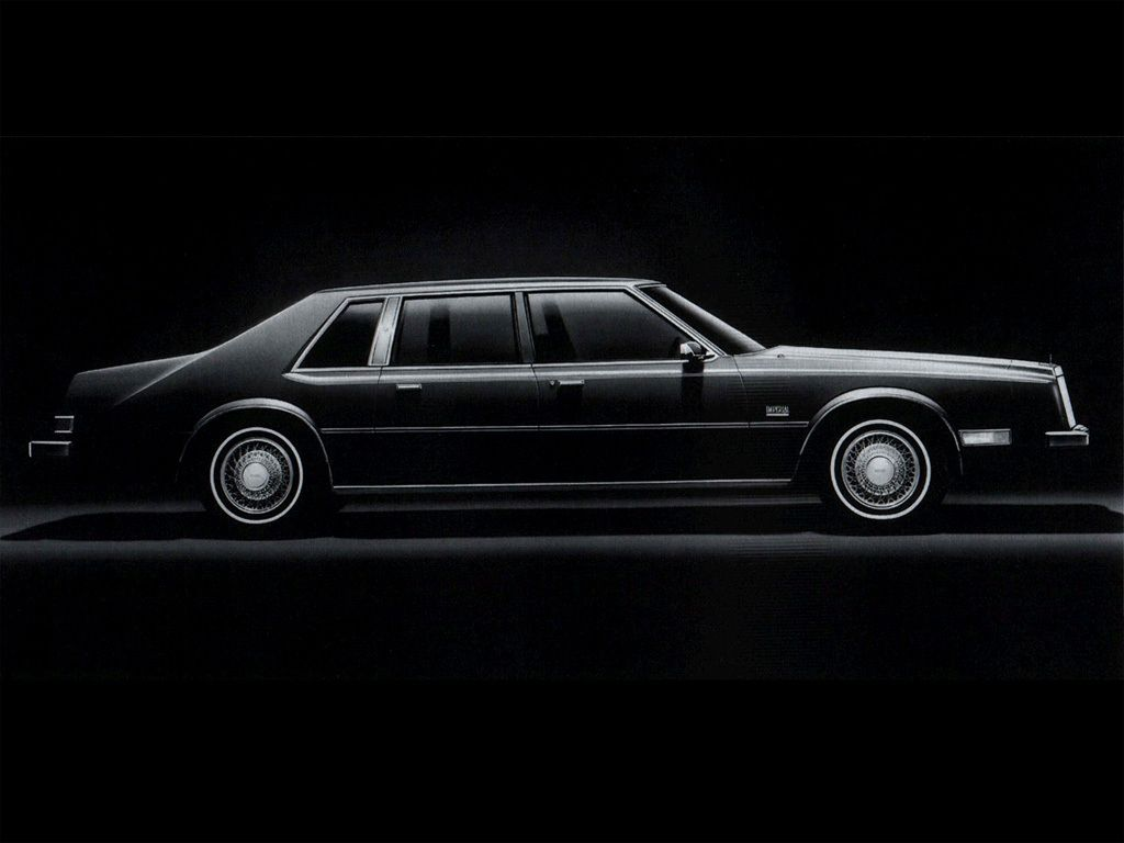 Imperial Limousine By Andy Hotton Associates Inc Ys