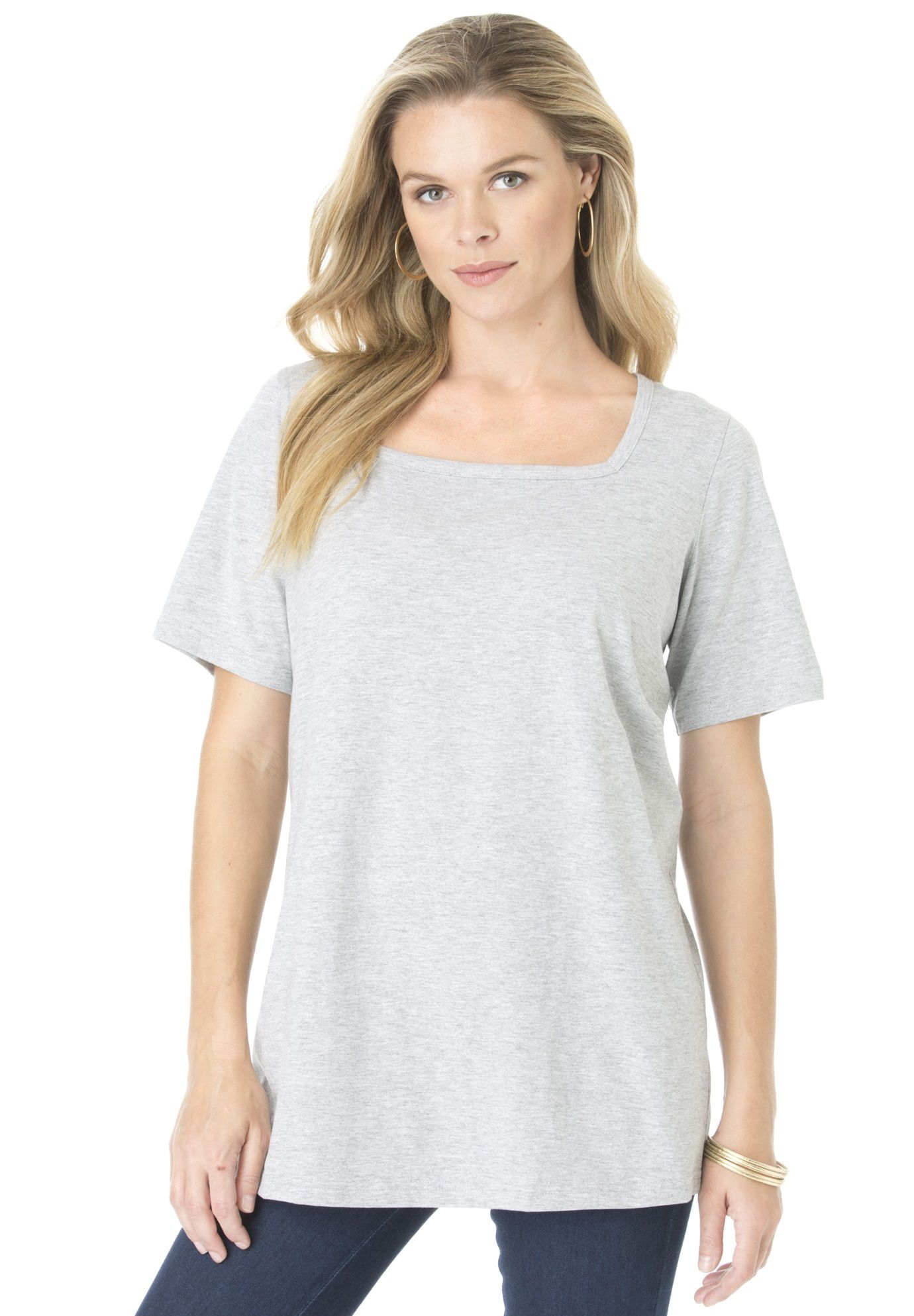 b474f3ac786 Square Neck Ultimate Tee