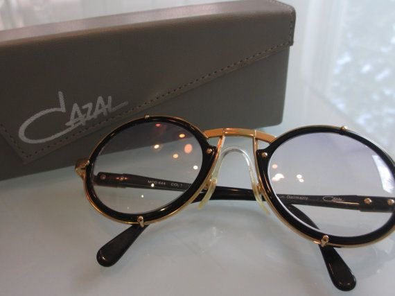 af59b890e62 Vintage Cazal Eyeglasses Mod 644 by MemphisNanney on Etsy