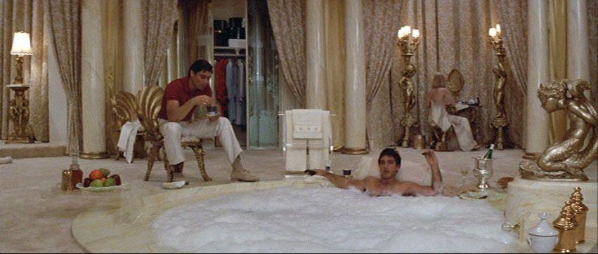 Relax Scarface House Blueprints Cinema