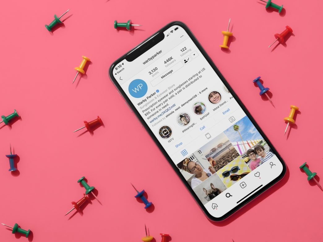 Instagram is working on a shopping Android app Cometh IG