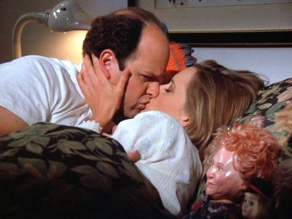 Feel Like I M In Bed With My Mother Seinfeld Funny Seinfeld Best Tv Shows