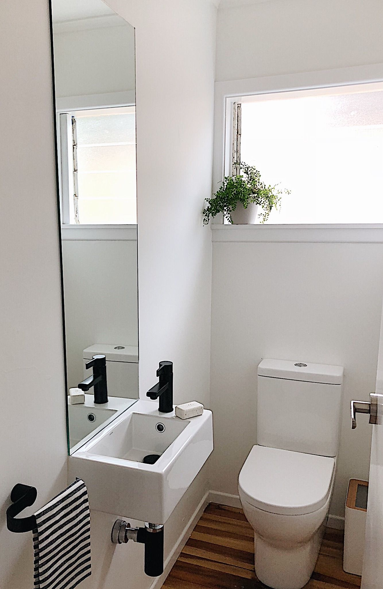Bathroom Project Reveal | Relocatable Reno — Pearson + Projects