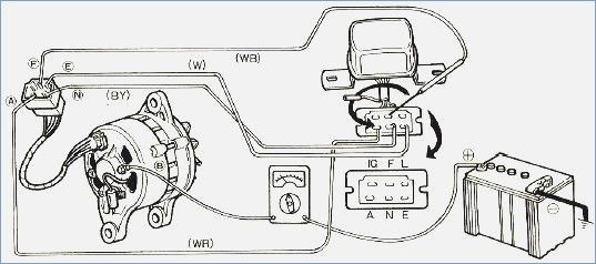 diagram 1995 toyota ta a alternator wiring diagram full