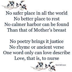 Breastfeeding Poems