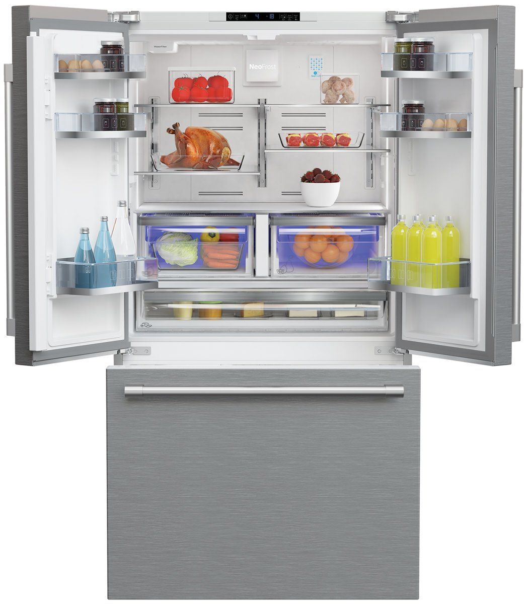 kitchenaid french door refrigerator manual