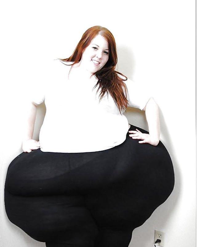 biggest bbw ass