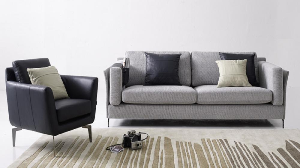 Préférence étourdissant salon canape fauteuil tissu | Décoration française  XI55