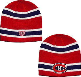 Old Time Hockey Montreal Canadiens Venture Knit Hat - Shop.Canada.NHL.com 4156e680cf53