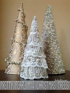 Great and quick to implement idea for decorative Christmas trees ~ unfortunately an ...#christmas #decorative #great #idea #implement #quick #trees