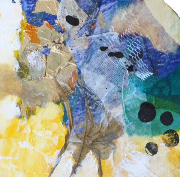 Organized Confusion by Stephanie Holznecht, via Behance