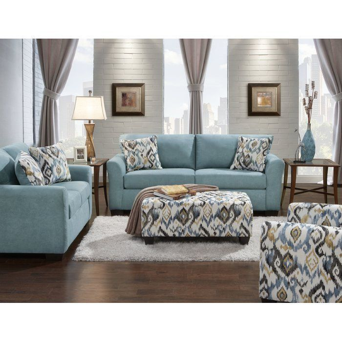 Amia 2 Piece Living Room Set In 2019