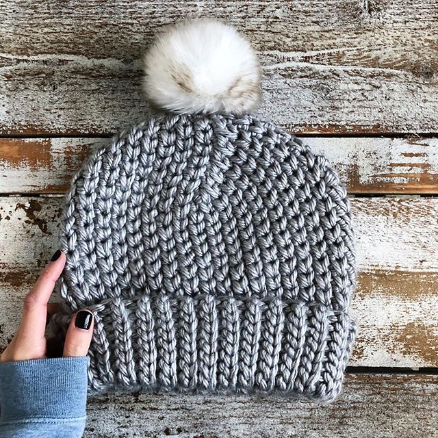 e91d743f5cc Pattern  Slouchy puff stitch beanie - Evelyn And Peter Crochet ...