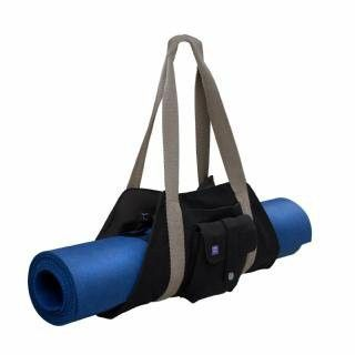 Zobha Essential Mat Carrier (Black Olive c25a05fd080d9