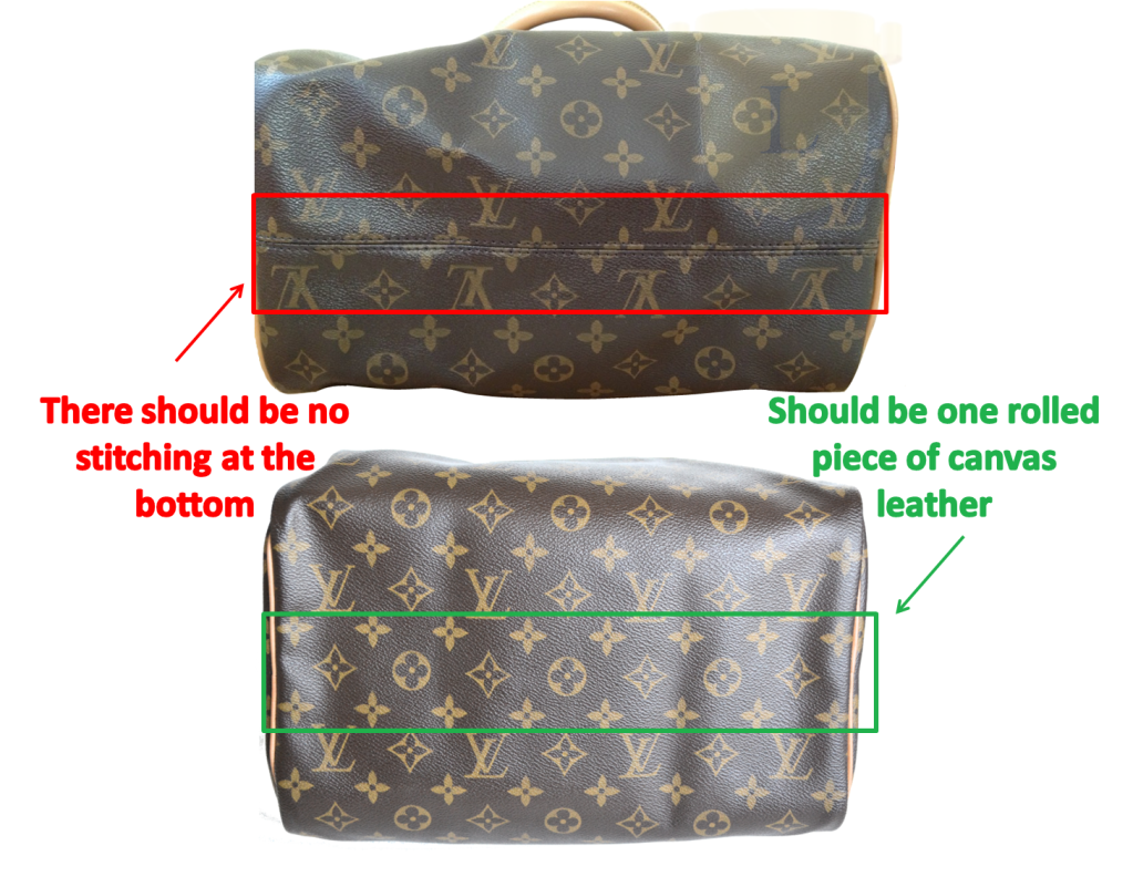 How To Spot A Fake Louis Vuitton Bag See It In Pictures Here Wondermika