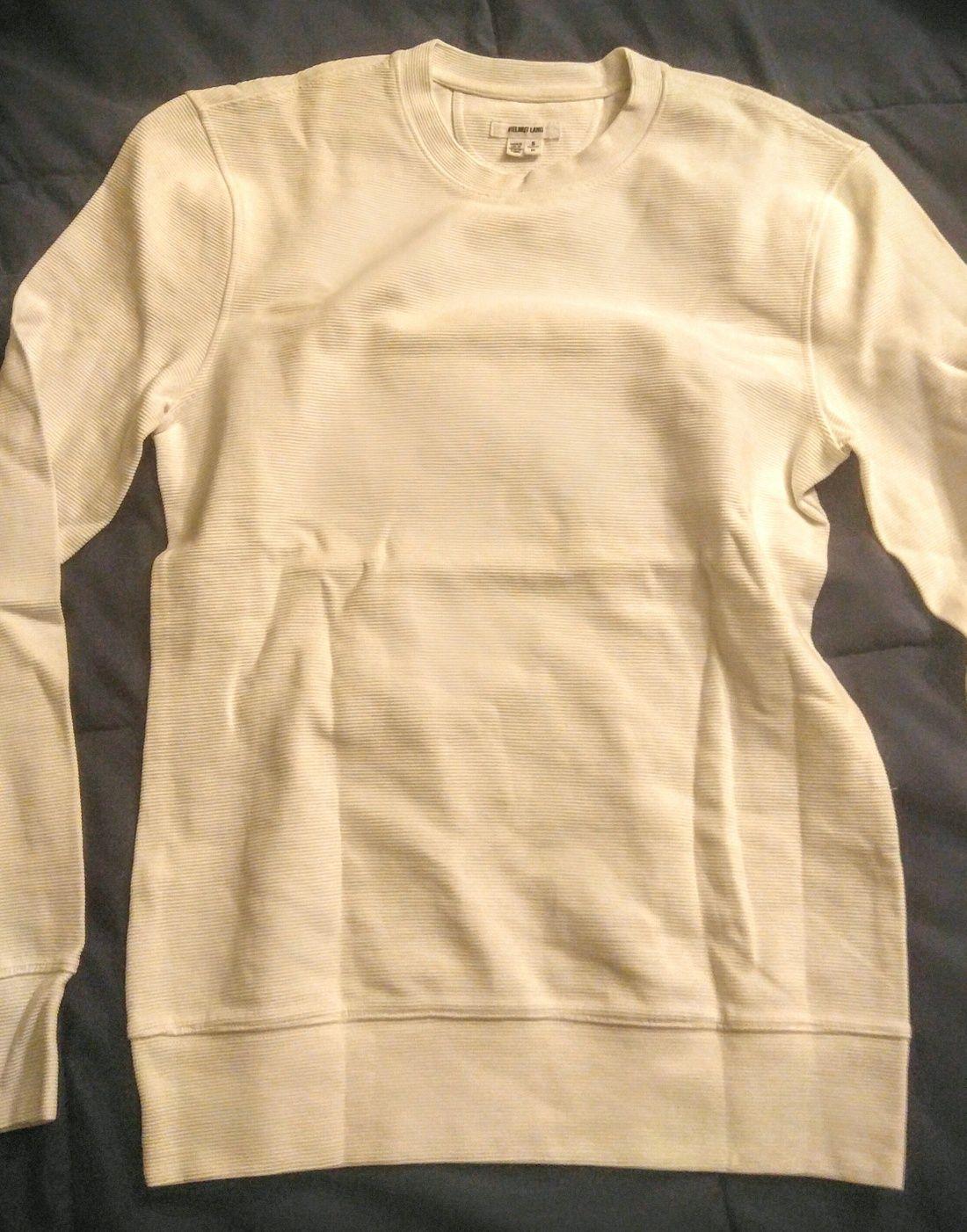 Helmut Lang Longsleeve Ribbed Tshirt Size S $90 - Grailed