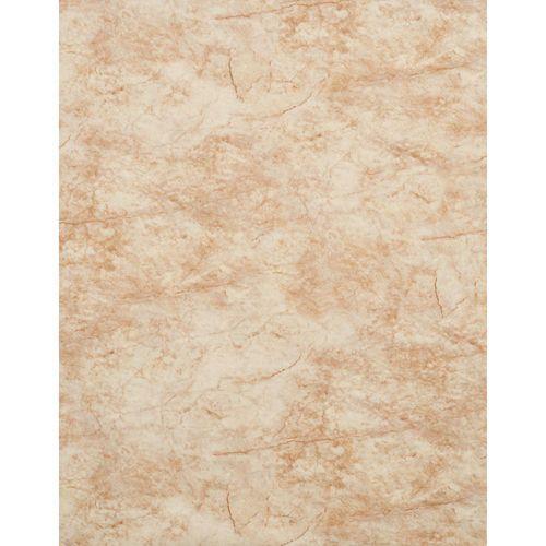 Modern Rustic Golden Brown and Light Brown Wallpaper