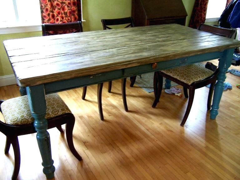 Rustic Dining Table Diy Diy Farmhouse Rustic Dining Chairs