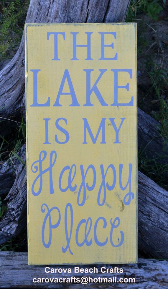 Lake House Rules Sign Rustic 12x24 Aged Primitive Typography subway ...