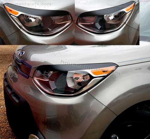 14 15 Kia Soul Upper Body Accent Stripe Stripes Decals Graphics 80 Soul 42 95 Kia Soul Kia New Cars