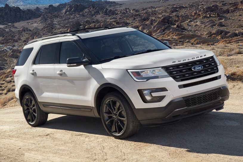 Over 300,000 Ford Explorers recalled to fix sharp seat