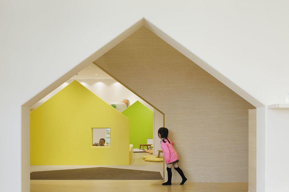 Espaço inovador no Japão para crianças brincarem   SAPO Lifestyle