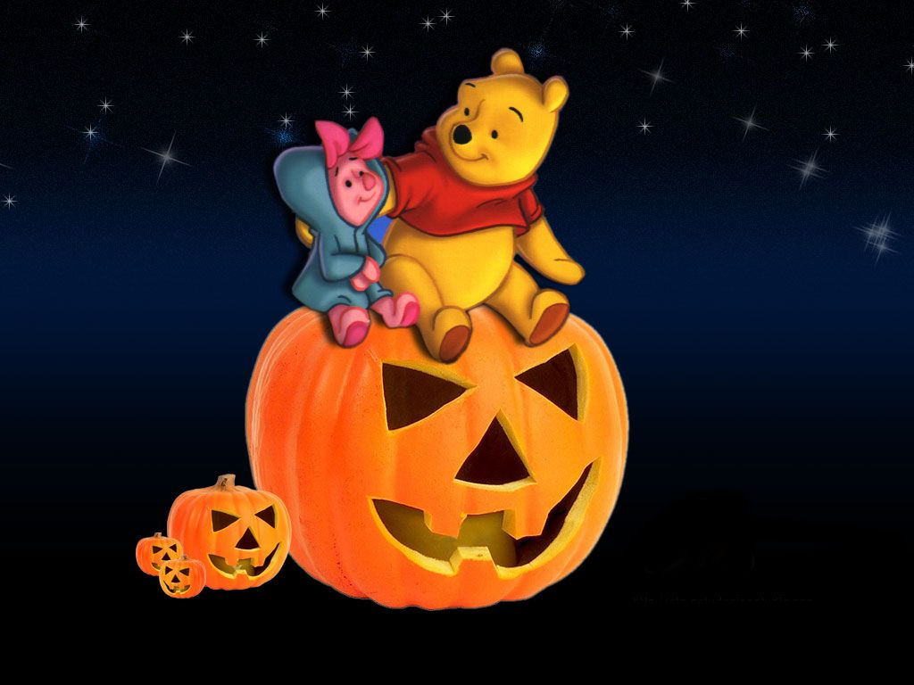 Poohbear Halloween Pice Pooh Bear Halloween Wallpapers Pictures