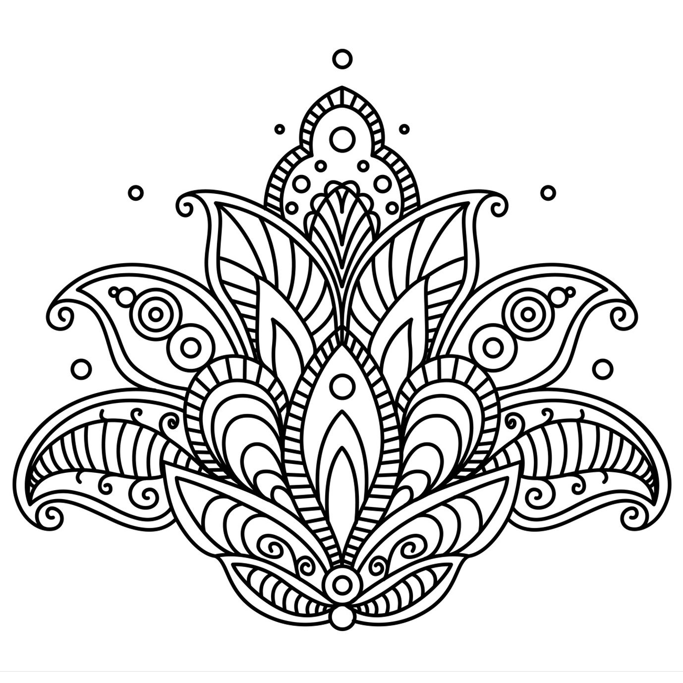 google images mandala coloring pages - photo#36
