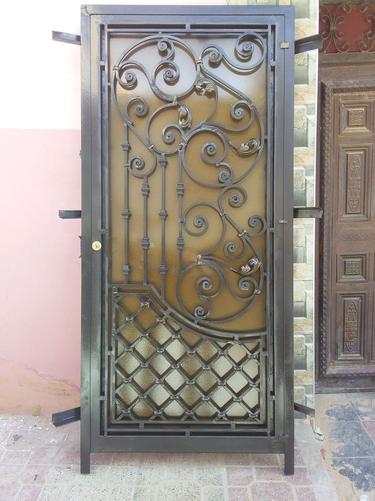 Iron Windows Iron Doors Iron Window Grill Gate Design Door Design Metal Fab Grill Design Wrought Iron Gates S Cancelli Di Ferro Cancelli Porte In Ferro