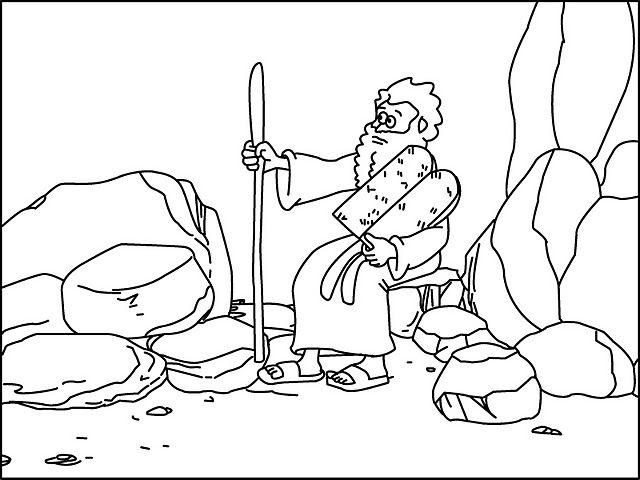 ME ABURRE LA RELIGIÓN: LA VIDA DE MOISÉS. COLOREAR. | Bible Class ...