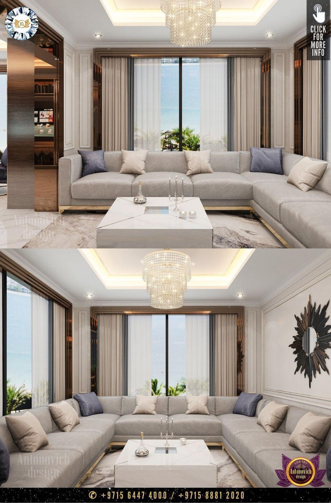 Gorgeous Villa Design Best Interior Designs For Villa أفضل التصميمات الداخلية للفيلا In 2021 Luxury Living Room Luxury Interior Luxury Villa Design Living room ideas villa