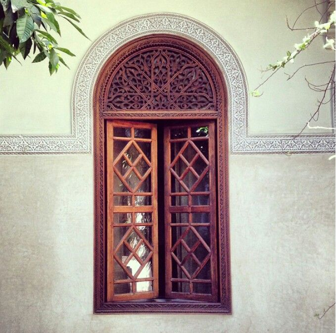 Marrakech windows