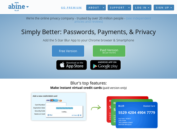 Abine 30 Off Any Deleteme Subscription Subscription Android Apps Promo Codes