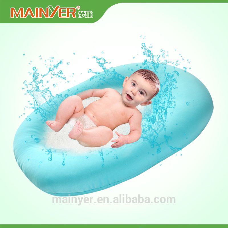 Microbeads Filled Baby Bath Cushion for Bathing | alibaba | Pinterest