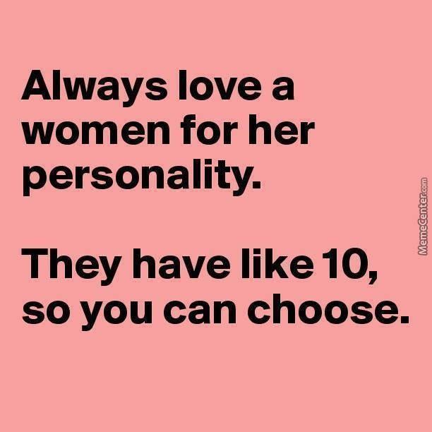 Understanding Women...